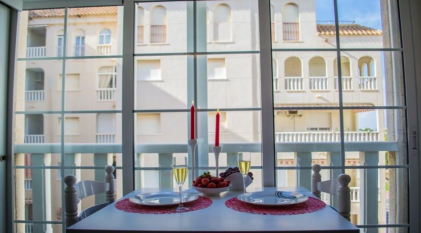 Apartmán 2 + kk, 200 metrů od pláže Los Naufragos, Torrevieja – Acequion