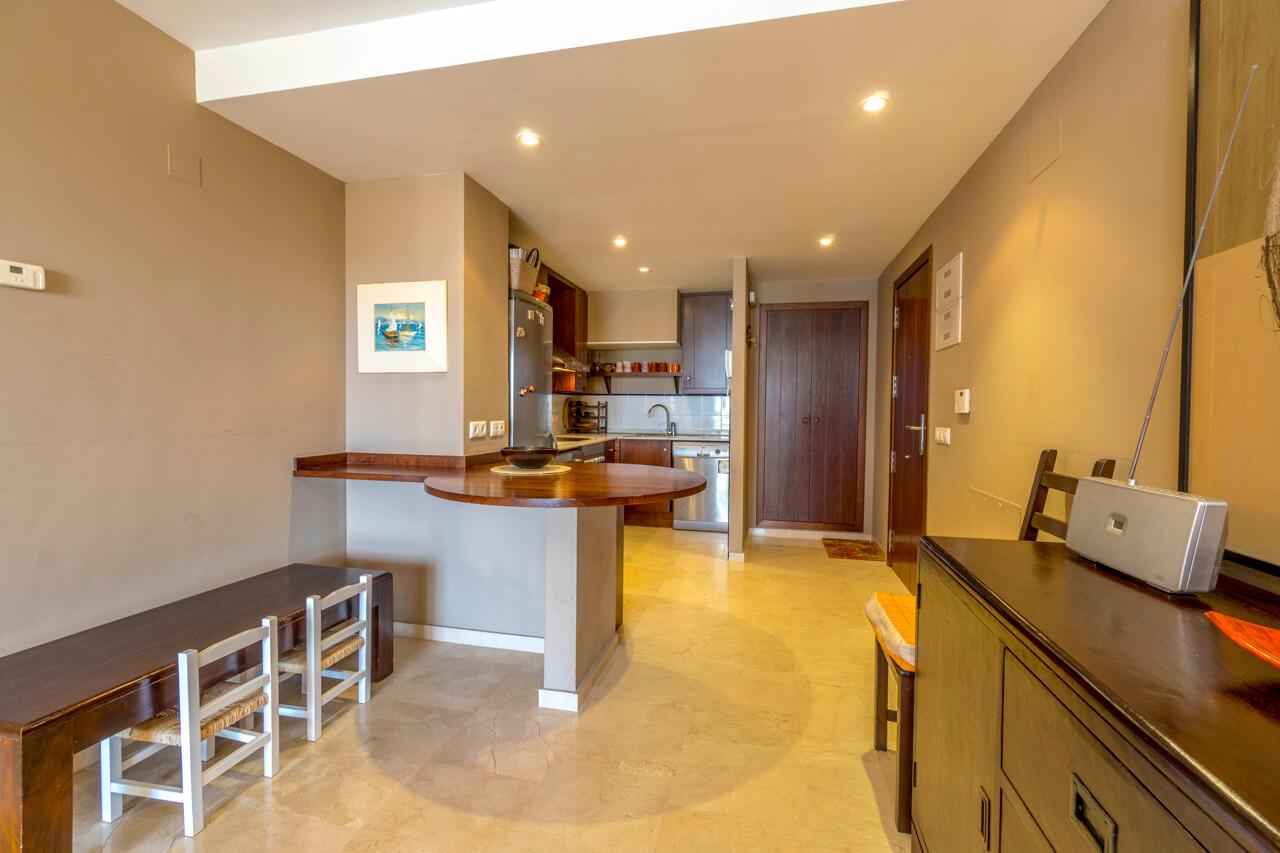 Apartmán 3+1 s výhledem na moře v Punta Prima