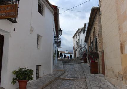 Hrad Guadalest