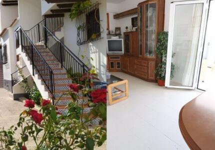 Penthouse apartment 3+1 u moře v Torrevieja