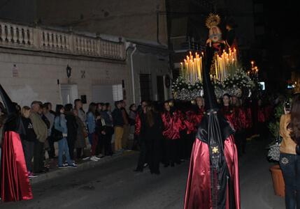Velikonoční procesí Španělsko, Torrevieja