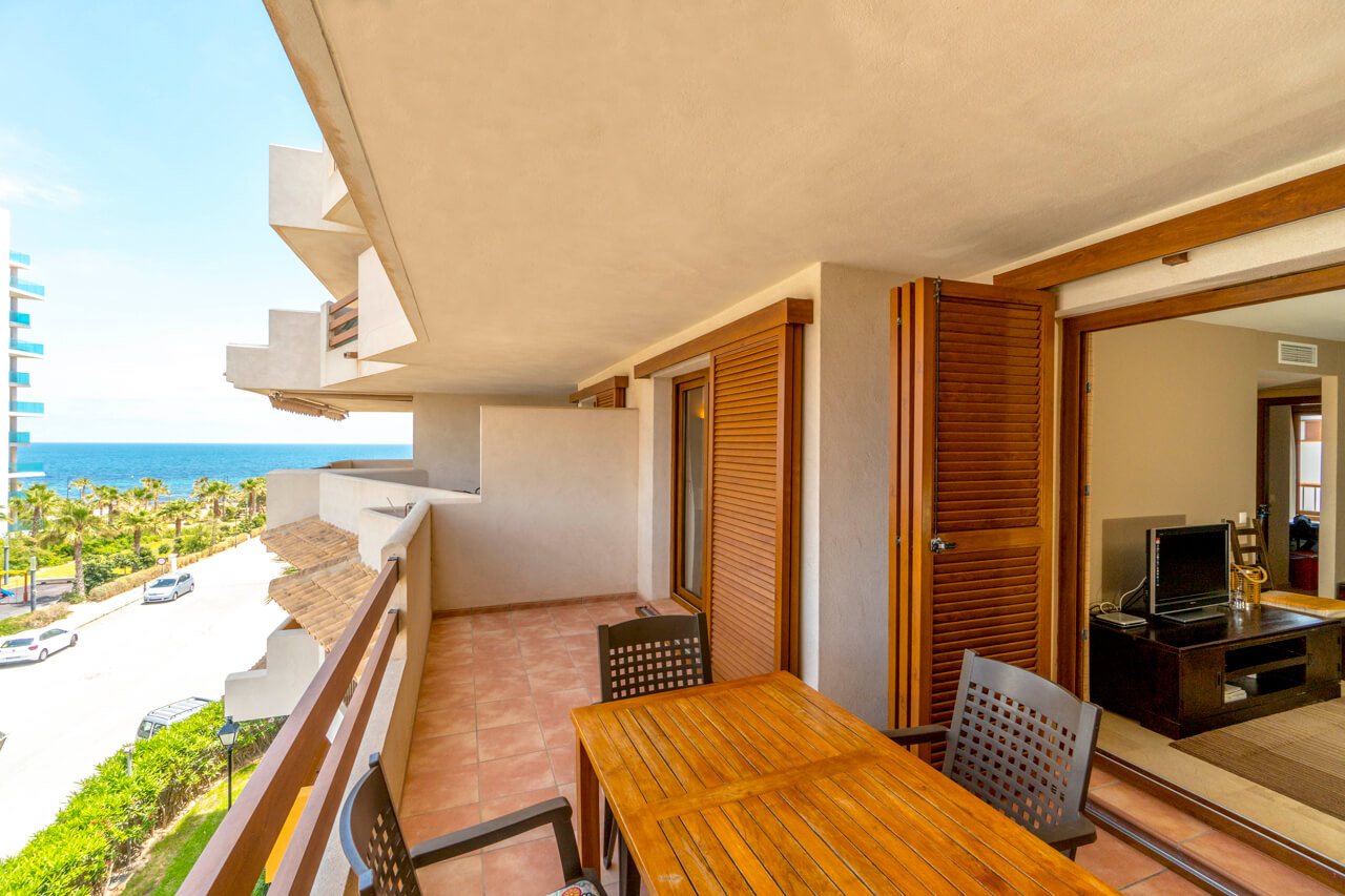 Luxusní apartmán 3+1 s výhledem na moře, Punta Prima
