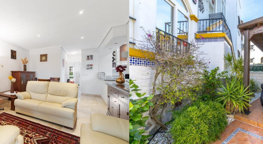 Luxusní bungalov 3+1 ve Villamartin