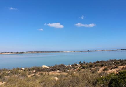 Laguna Salada de La Mata