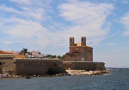 Ostrov Tabarca, Costa Blanca, Španělsko