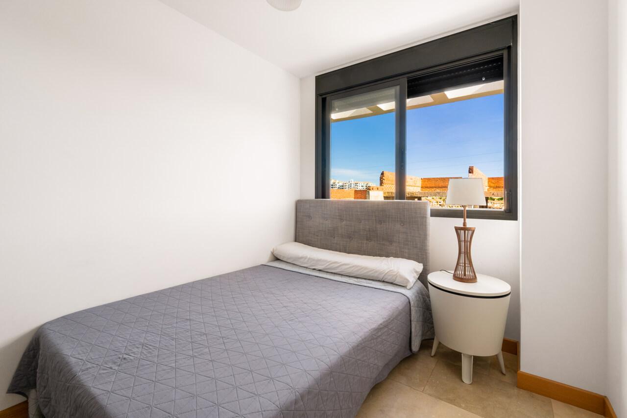 Apartmán 3+1 v Lomas de Campoamor