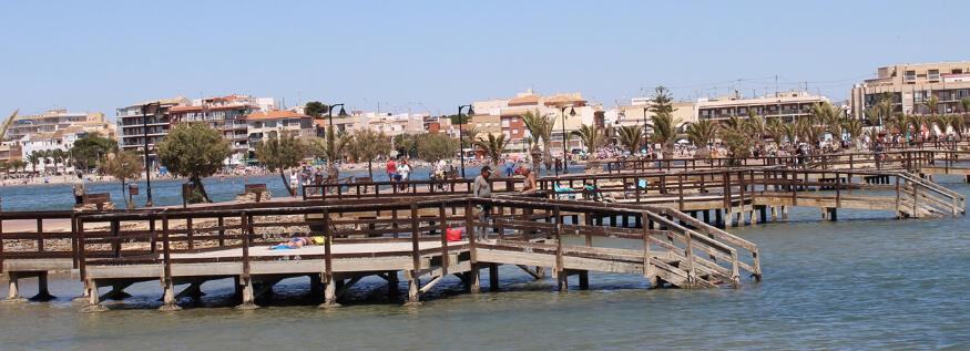 Salinas de San Pedro